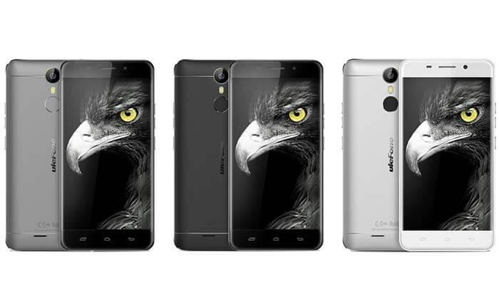6 טלפון סלולרי Ulefone