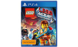 LEGO MOVIE VIDEGAME