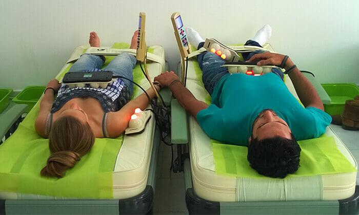 2 עיסוי במרכז בריאות משאלה, פתח תקווה