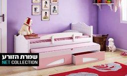 מיטת ילדים נפתחת דגם פוני