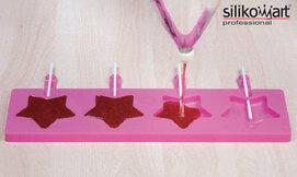 תבנית silikomart להכנת סוכריות