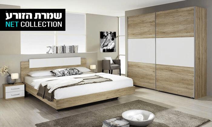 3  שמרת הזורע: חדר שינה מודרני