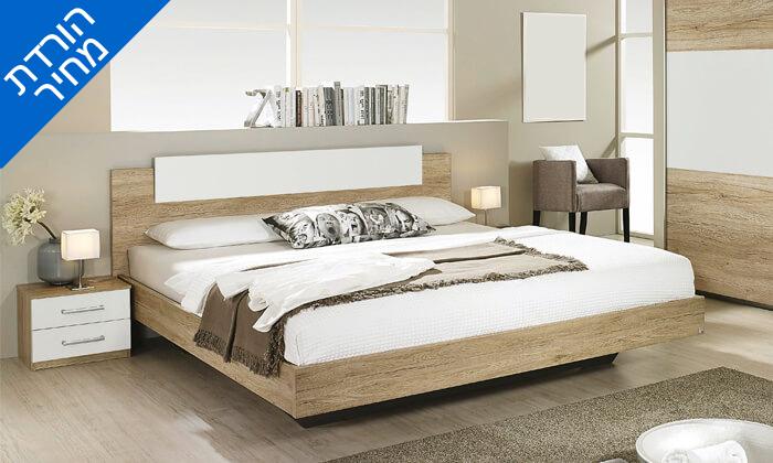 6  שמרת הזורע: חדר שינה מודרני