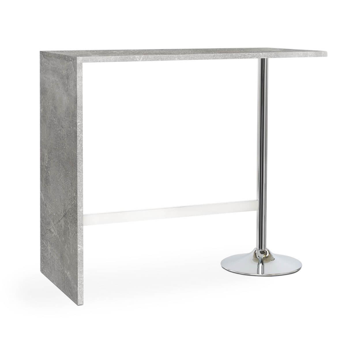 7 שולחן בר למטבח bradex