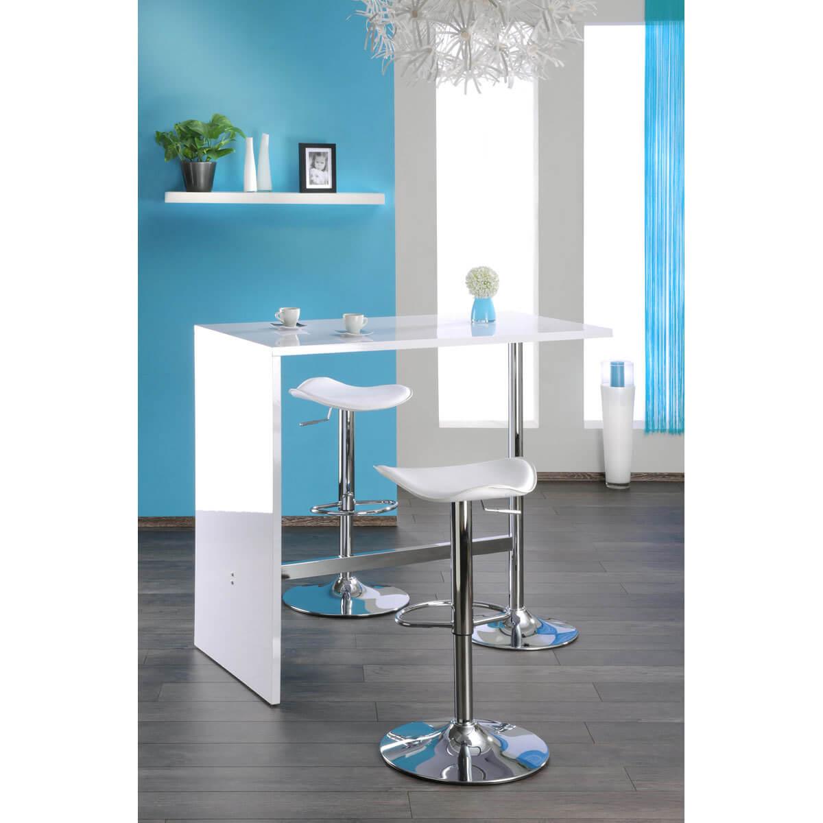 9 שולחן בר למטבח bradex