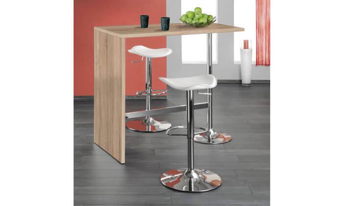 10 שולחן בר למטבח bradex