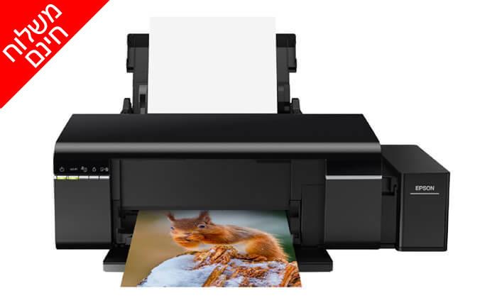 2 מדפסת EPSON לתמונות דיו - משלוח חינם!