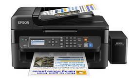 מדפסת הזרקת דיו משולבת EPSON