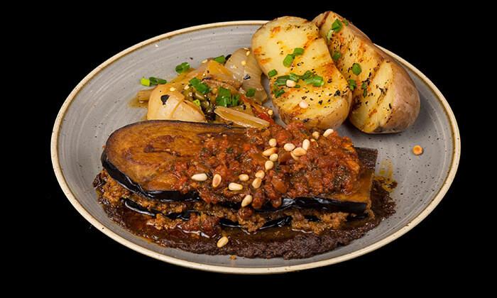9 ארוחה זוגית במסעדת צ'יריפום הכשרה של השף אבי לוי