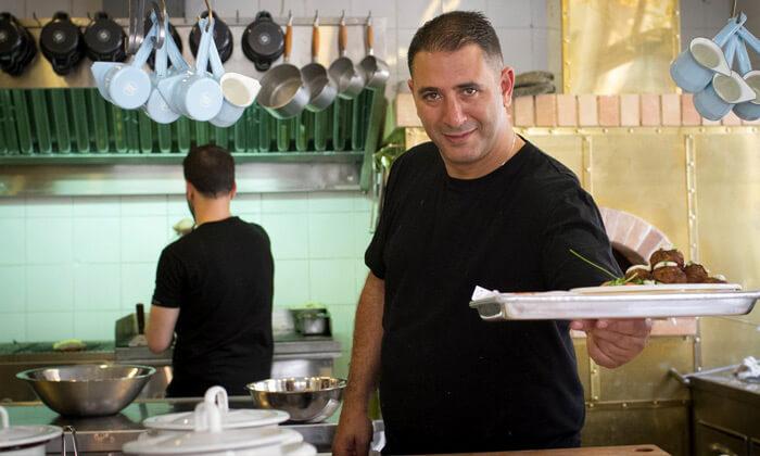 12 ארוחה זוגית במסעדת צ'יריפום הכשרה של השף אבי לוי