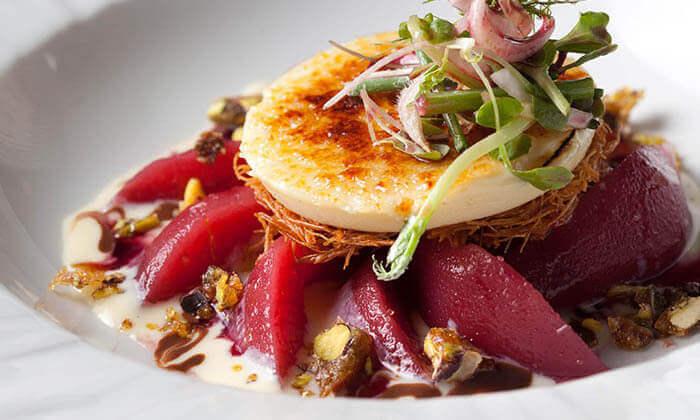 6 ארוחה זוגית במסעדת השף אלומה הכשרה, מלון קראון פלאזה י-ם