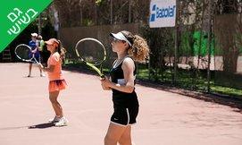השכרת מגרש ושיעורי טניס