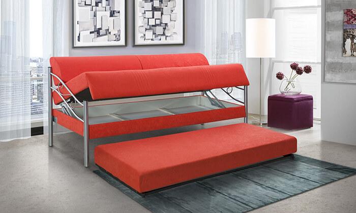 4 מיטת נוער במגוון צבעים