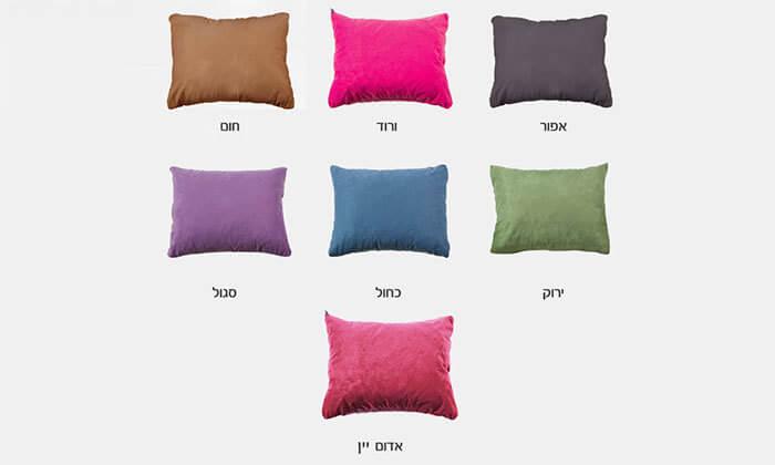 6 מיטת נוער במגוון צבעים