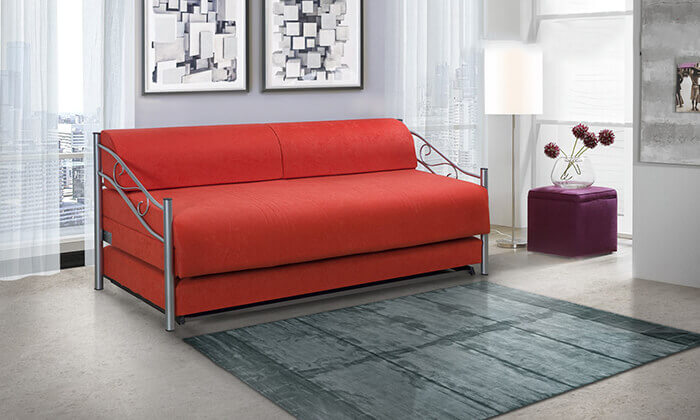 7 מיטת נוער במגוון צבעים