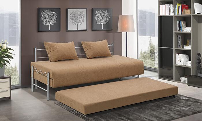 4 מיטת נוער נפתחת LEONARDO