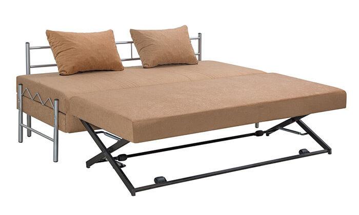 5 מיטת נוער נפתחת LEONARDO