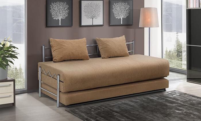 8 מיטת נוער נפתחת LEONARDO