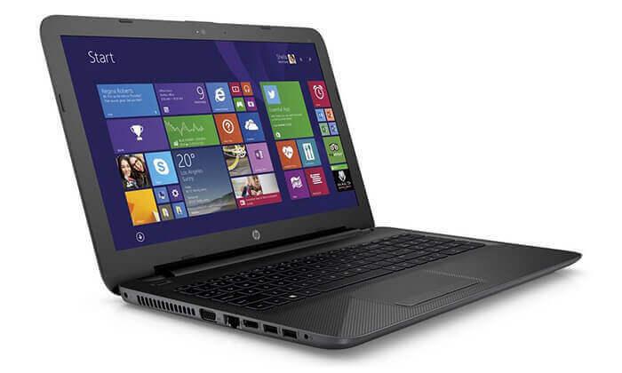 """4 מחשב נייד HP עם מסך """"15.6 - משלוח חינם!"""