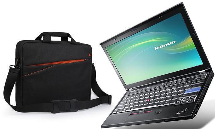 """3 מחשב נייד """"Lenovo 12.5 - משלוח חינם!"""