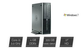 מחשב נייח HP i3
