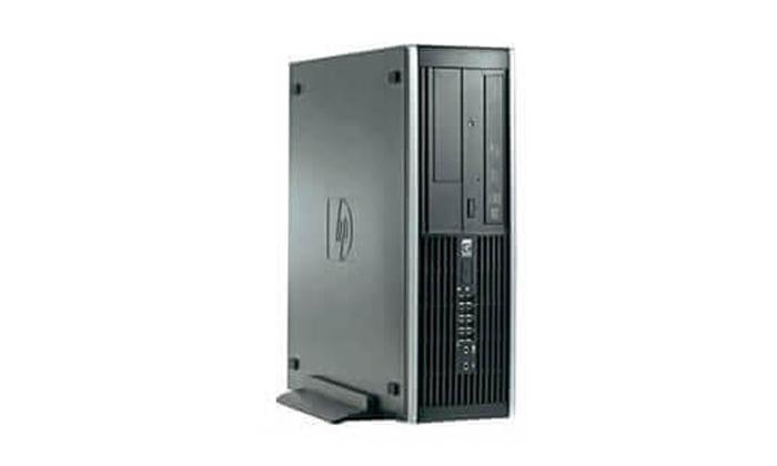 5 מחשב נייח HP כולל מקלדת ועכבר מתנה