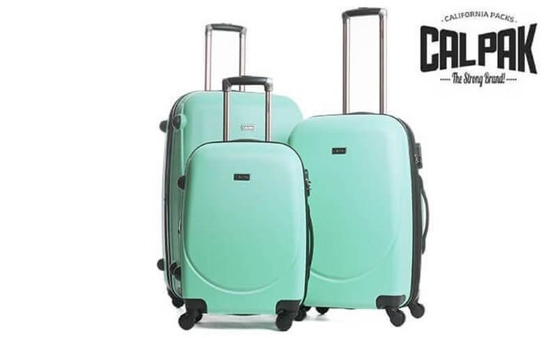 סט מזוודות CALPAKS