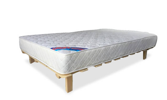 2 בסיס מיטה ומזרן זוגי