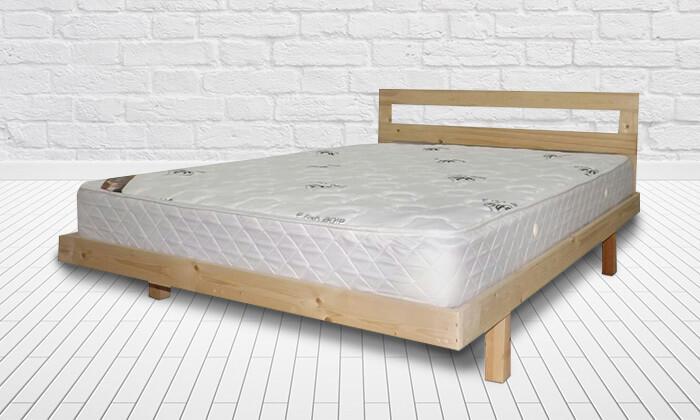 3 בסיס מיטה ומזרן זוגי - הובלה והרכבה חינם!