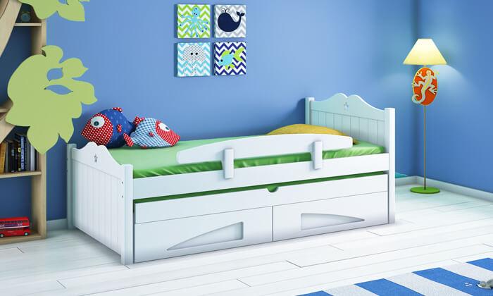 5 שמרת הזורע: מיטת ילדים נפתחת