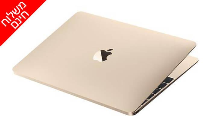 4 מחשב נייד Apple MacBook - משלוח חינם!