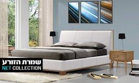 מיטה זוגית דגם אניגמה
