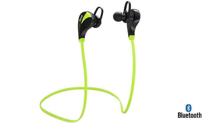 2 אוזניות ספורט