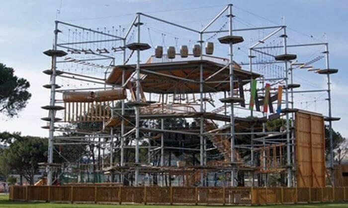 5 יום כיף באגם מונפורט כולל פארק אקסטרים!