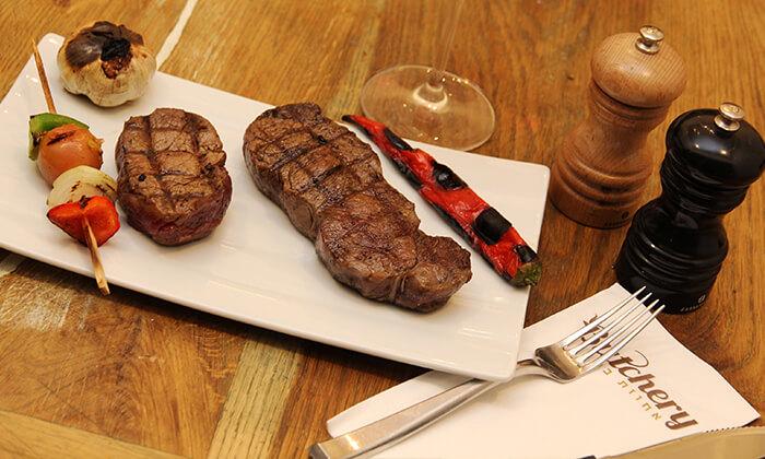 4 ארוחת בשר זוגית בבוצ'רי - אחוזת בשר כשרה בבאר שבע