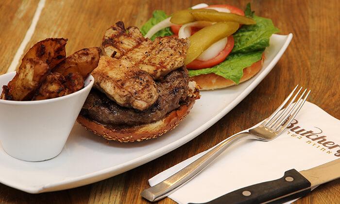 5 ארוחת בשר זוגית בבוצ'רי - אחוזת בשר כשרה בבאר שבע