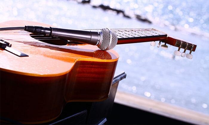 4 פיתוח קול, שיעור גיטרה או קלידים - יעלה מוסיקה, ראשון לציון