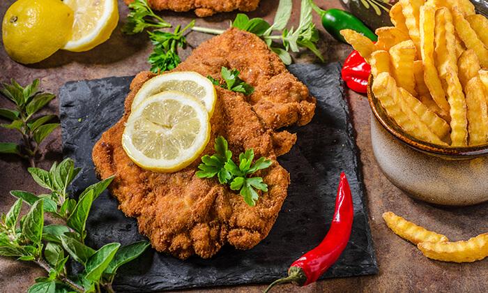 8 אוכל ביתי מוכן לשבת מקייטרינג פאטיו הכשר, טירת הכרמל
