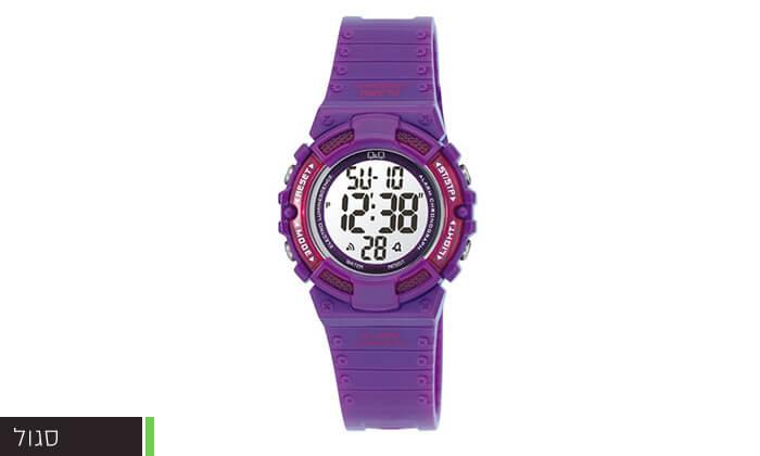 4 שעון יד לילדים