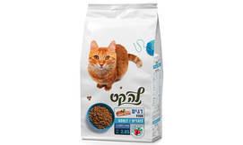 מזון יבש לחתולים בטעמים שונים