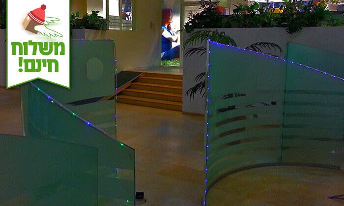 3 שרשרת נורות LED סולארית - משלוח חינם