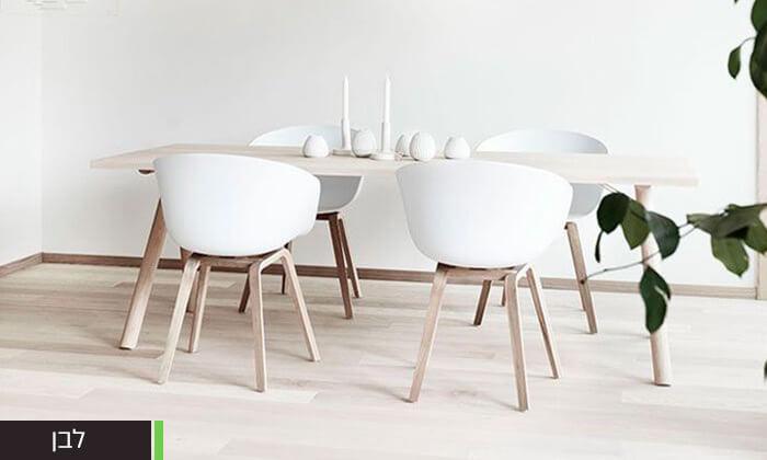 7 כסא בעיצוב מעוגל