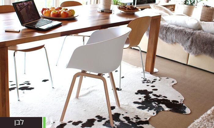 8 כסא בעיצוב מעוגל