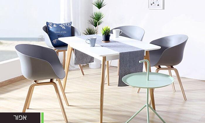 10 כסא בעיצוב מעוגל