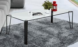 שולחן זכוכית סלוני