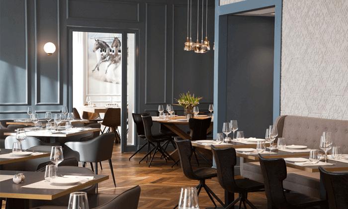 3 ארוחת דגים זוגית במסעדת 'אלומה', מלון קראון פלאזה י-ם