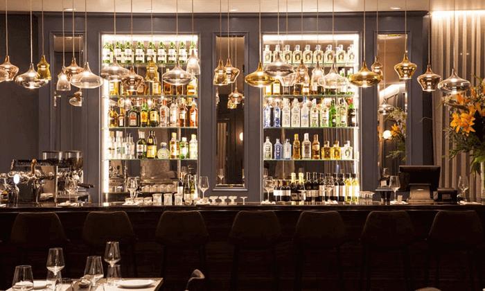 5 ארוחת דגים זוגית במסעדת 'אלומה', מלון קראון פלאזה י-ם