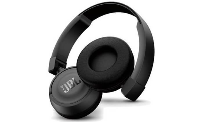 3 אוזניות קשת JBL
