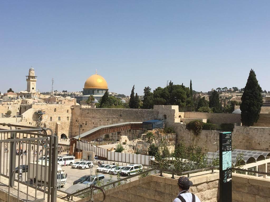 """3 חופשה זוגית בירושלים, כולל סופ""""ש"""