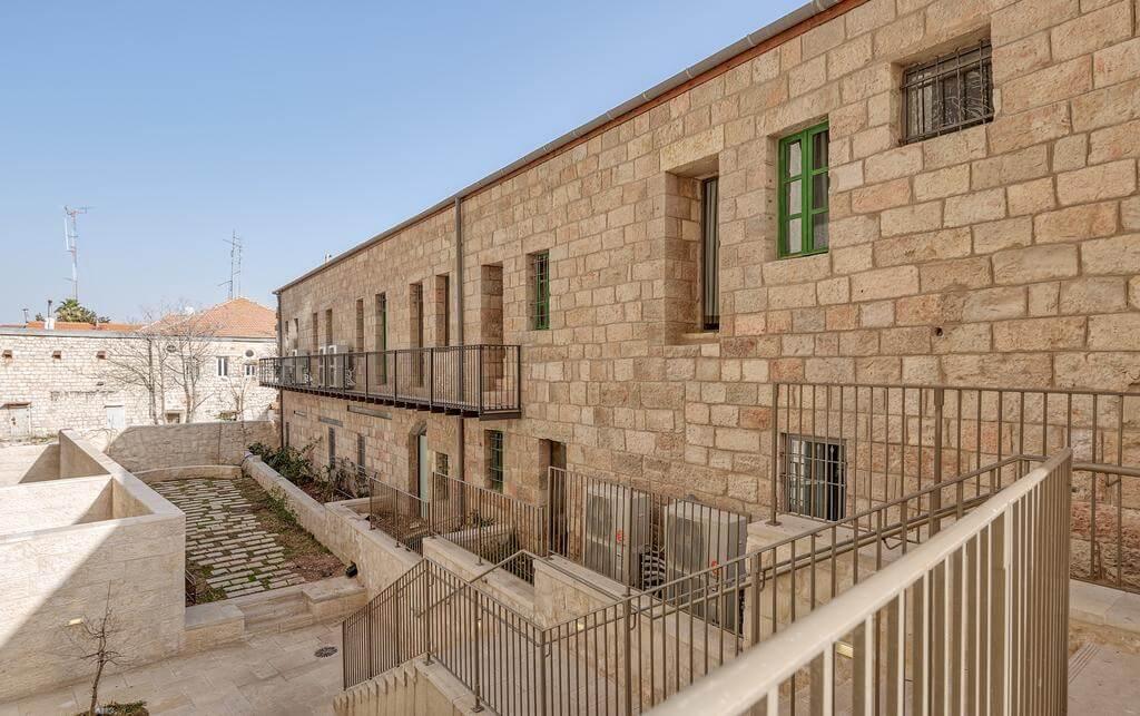 """7 חופשה זוגית בירושלים, כולל סופ""""ש"""